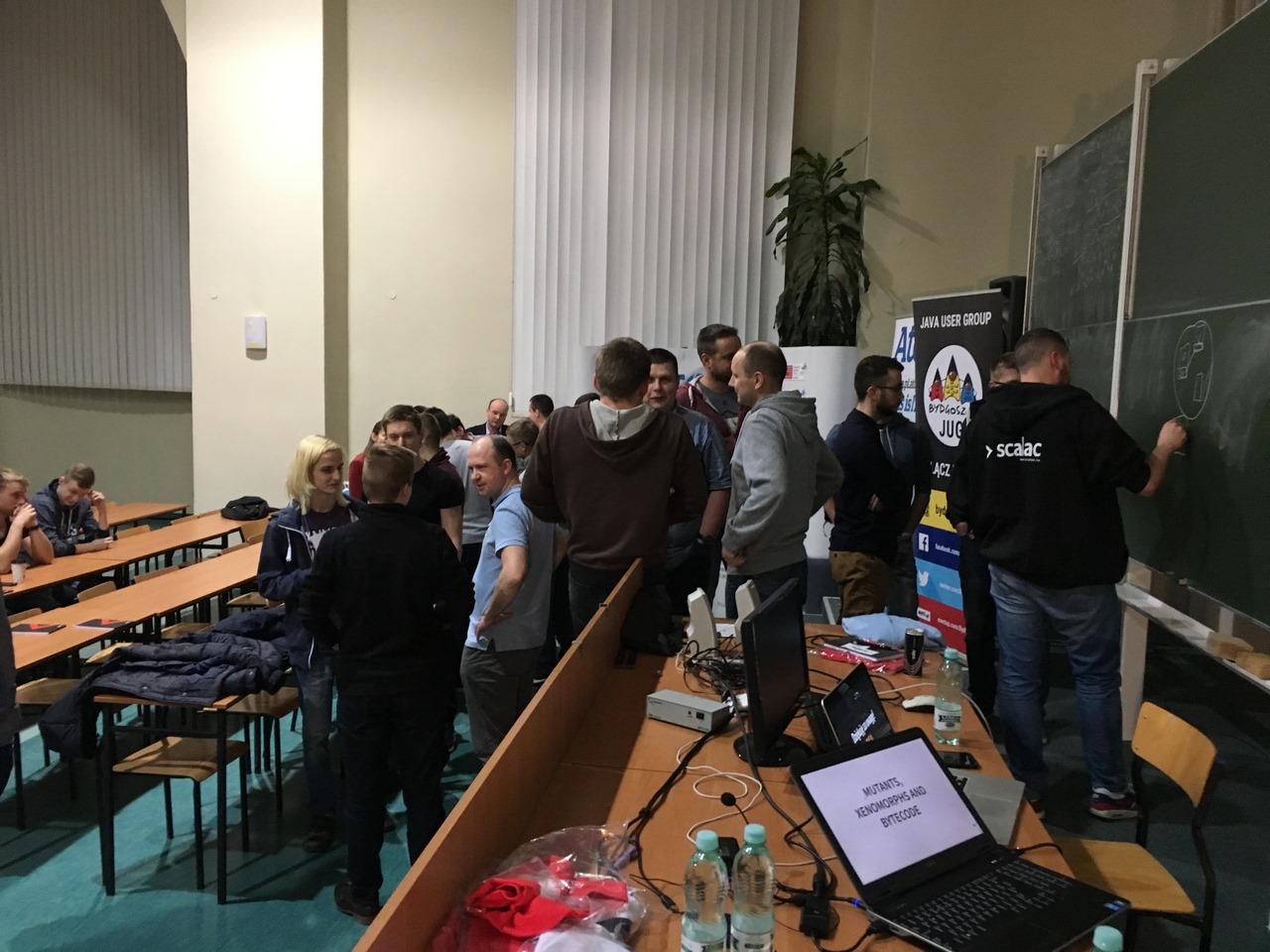 Bydgoszcz JUG – meetup #6