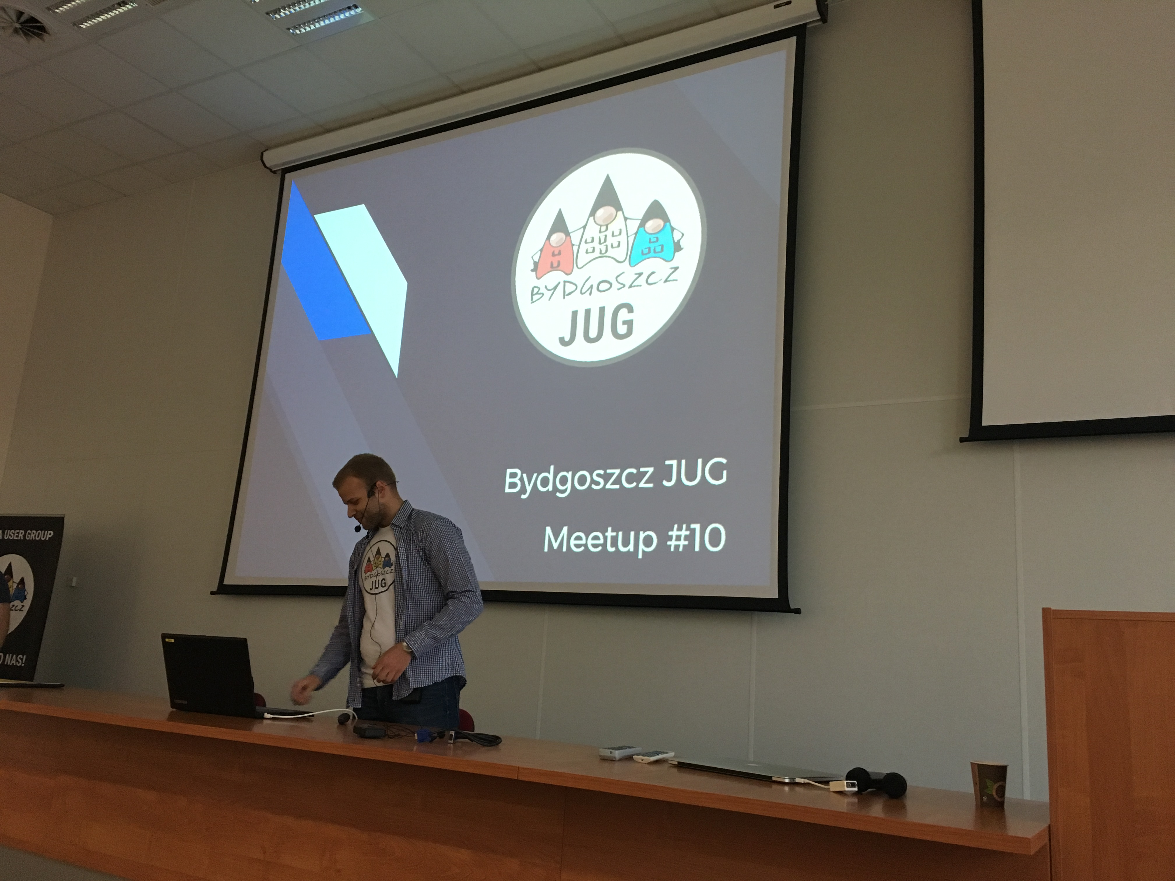 Bydgoszcz JUG – meetup #10