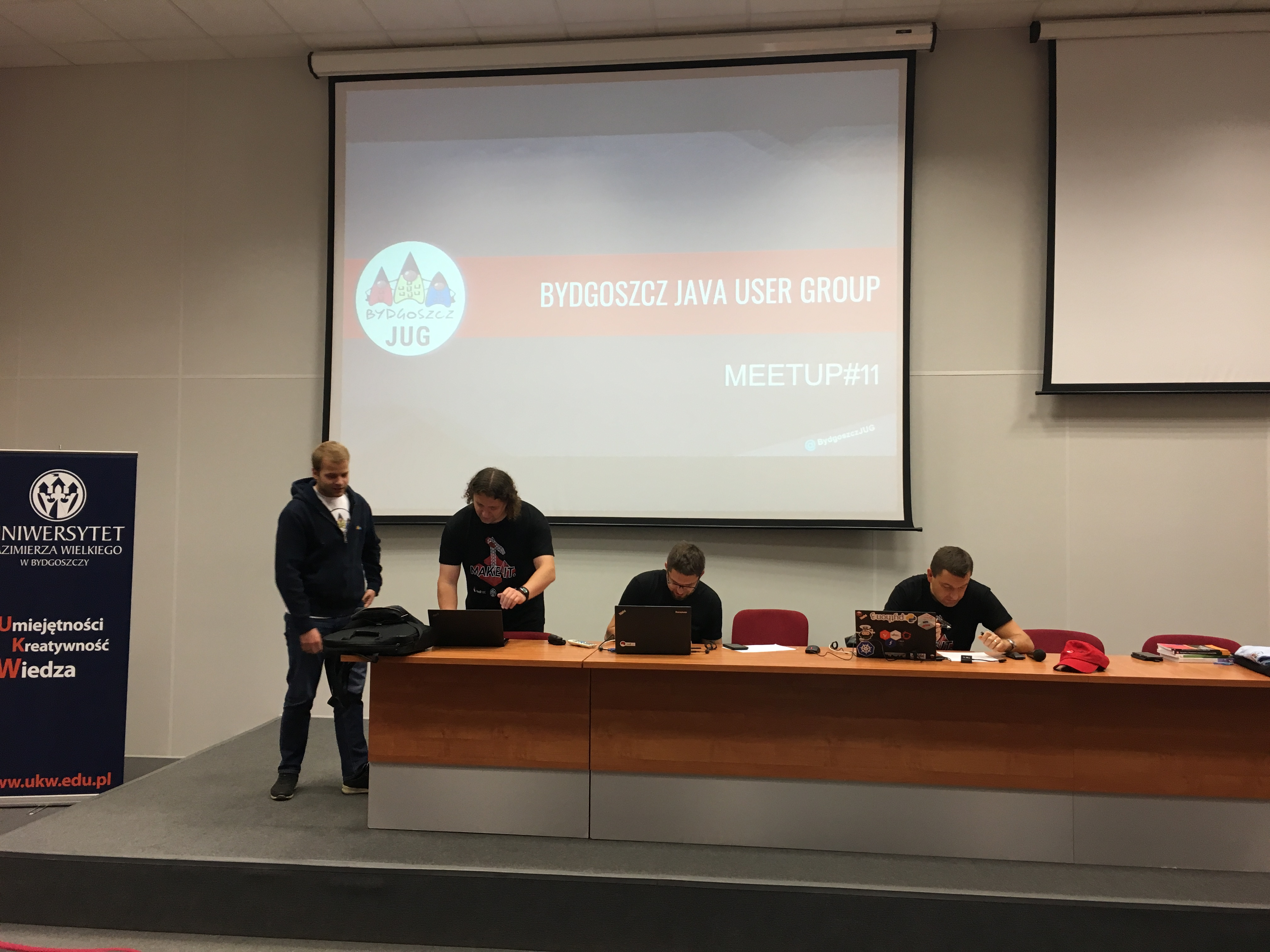 Bydgoszcz JUG – meetup #11