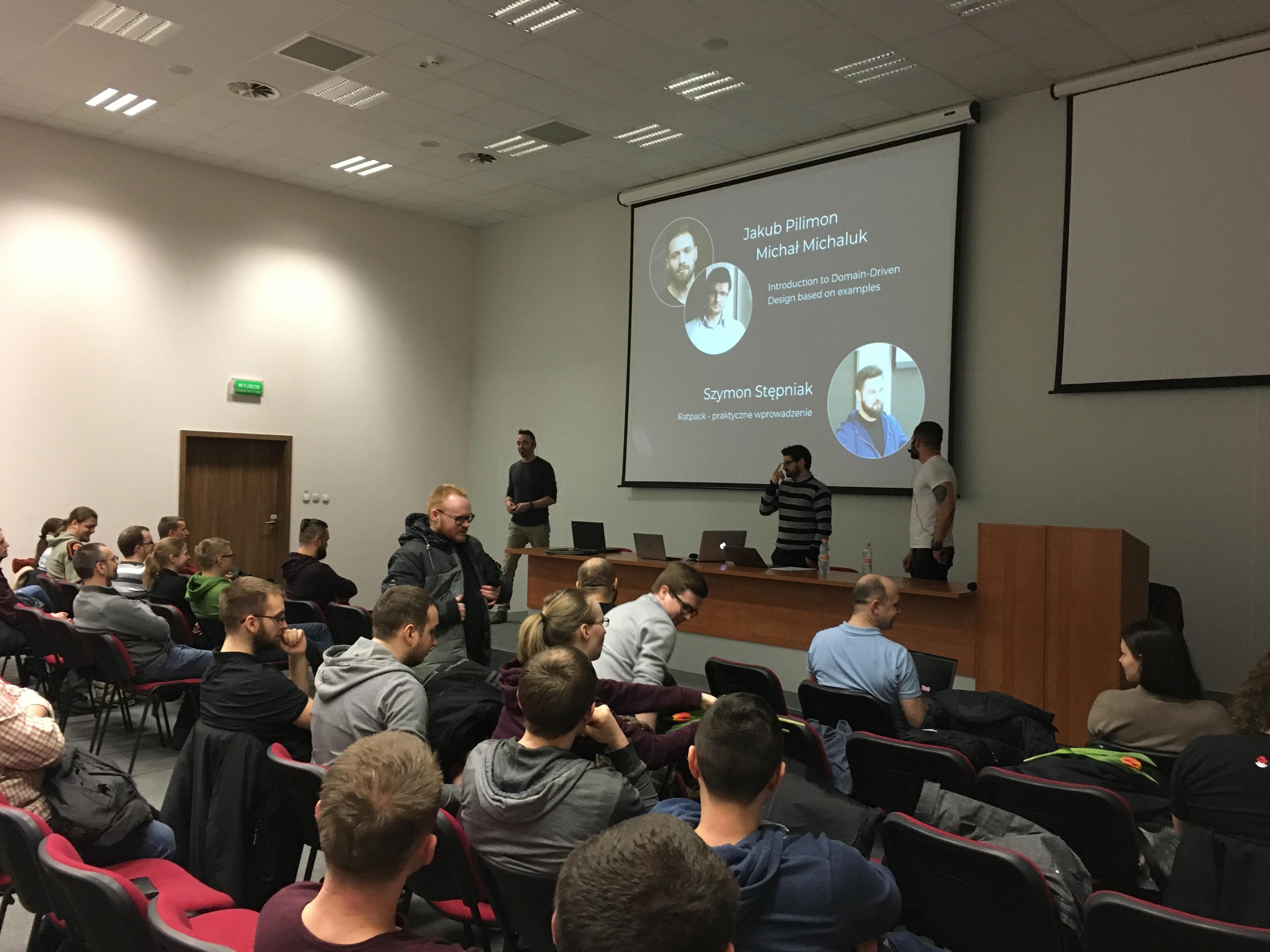 Bydgoszcz JUG – meetup #16