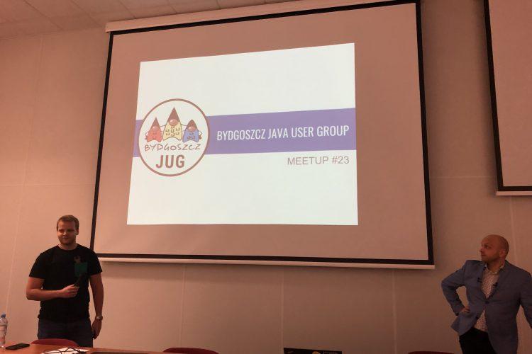 Bydgoszcz JUG – meetup #23