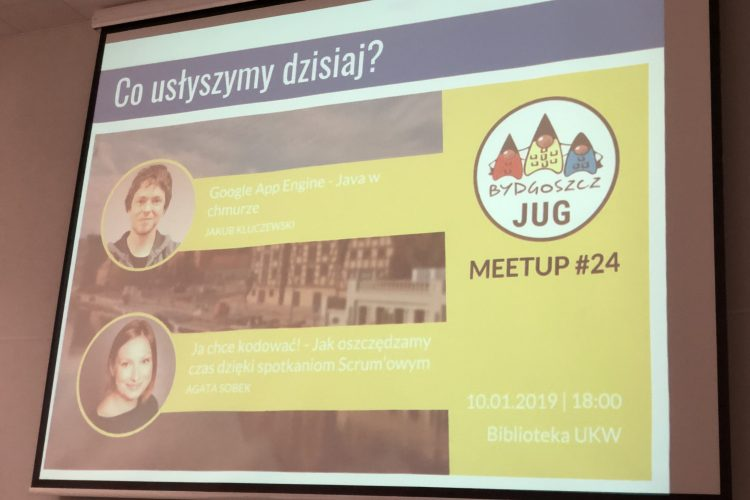 Bydgoszcz JUG – meetup #24